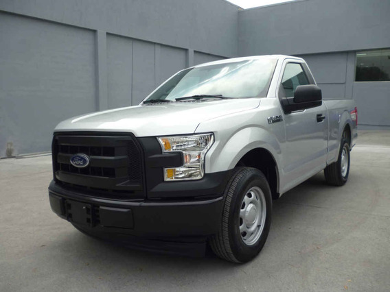 Ford F 150 2017 2p Xl Cab. Regular 4x2 V6/3.5 Aut