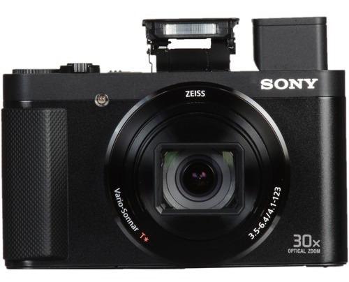 Câmera Digital Sony Cyber-shot Dsc-hx80 - Lj. Platinum