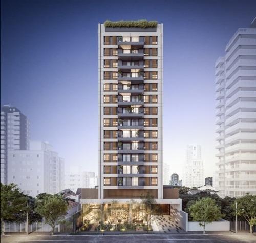 Imagem 1 de 29 de Duplex Residencial Para Venda, Pinheiros, São Paulo - Ad5377. - Ad5377-inc