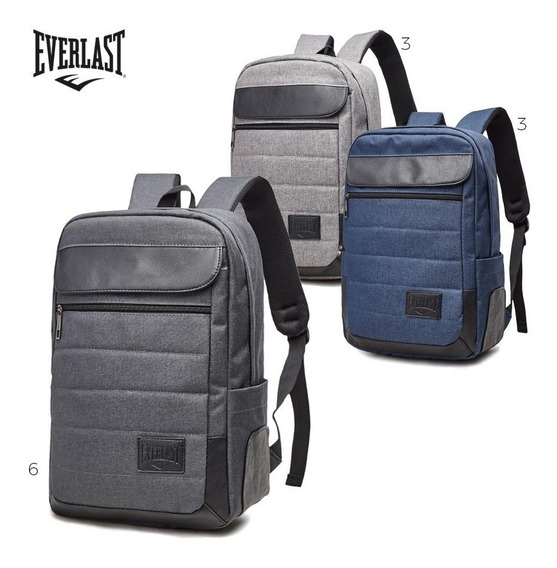 Mochila Porta Notebook Everlast