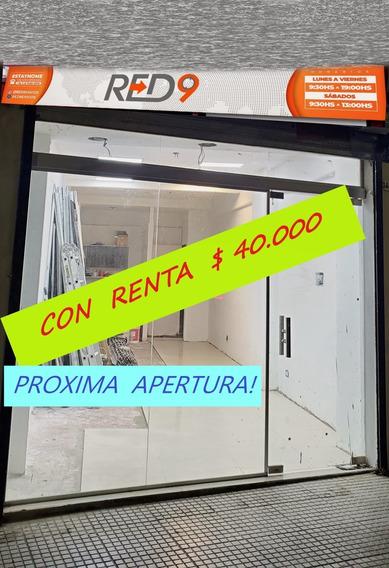 Con Renta $ 40.000 Universidad De Palermo Y 1 Cdra Córdoba