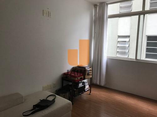Apartamento Para Venda No Bairro Higienópolis Em São Paulo - Cod: Ja6571 - Ja6571