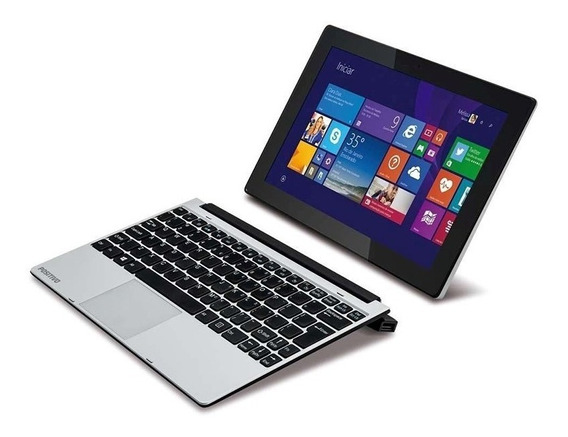 Notebook Touch Screen 2 Em 1 Tablet Positivo Duo 16gb - Novo