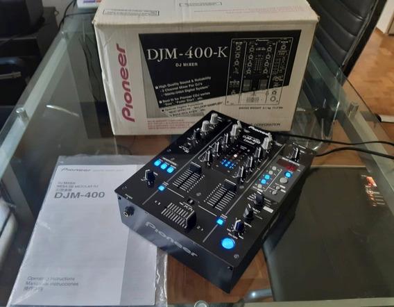 Mixer Djm400 Limited Na Caixa - Technics Numark Behringer Dj