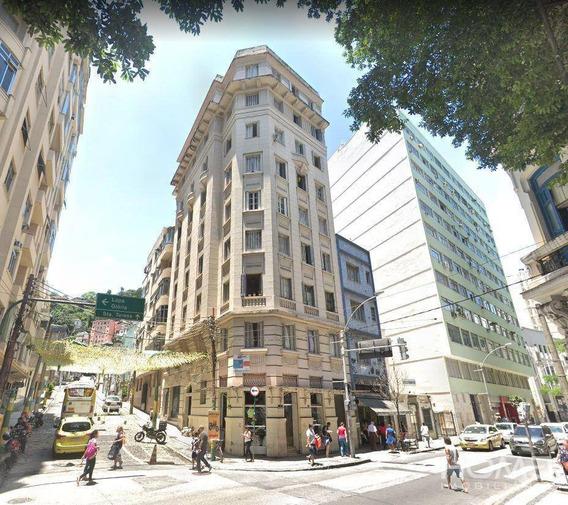 Apartamento Com 2 Dormitórios À Venda, 53 M² Por R$ 161.891,00 - Centro - Rio De Janeiro/rj - Ap0911