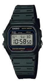 Relógio Casio Masculino Preto Digital W-59-1vq Original