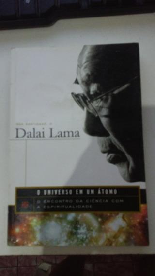O Universo Em Um Atomo Dalai Lama - Frete Grátis
