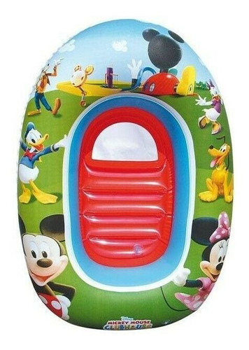 Bote Inflable Raft 102 X 69 Cm - Disney Mickey