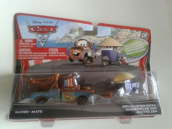 Carros Cars 2 Escala 1/55 Mattel