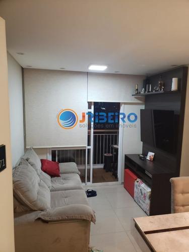 Apartamento Padrão Para Venda 2 Dormitorios 1 Banheiro Sacada Moveis Planejados Em Vila Maria São Paulo-sp - 220015