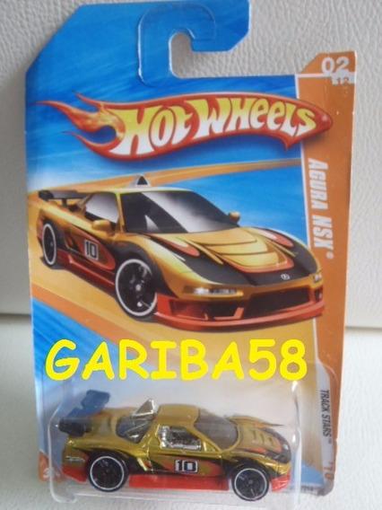 R$18 No Lote Hot Wheels Acura Nsx 2010 Track Stars Gariba58