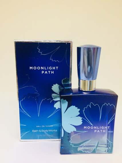 Perfume Moonlight Path Bath & Body Works Feminino 75ml Edt