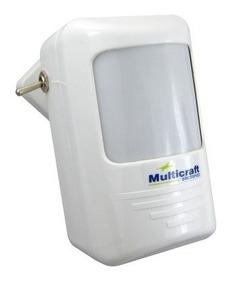 Anunciador Sensor De Presença Multicraft C/ Campainha Mpl09