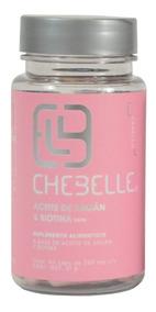 Chebelle Cápsulas De Aceite De Argán Y Biotina