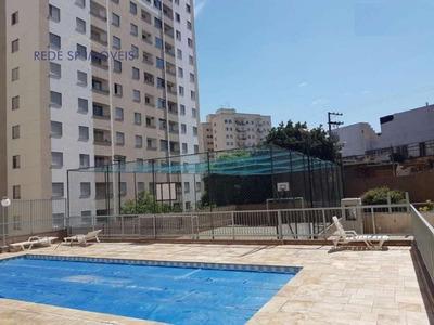 Apartamento A Venda No Bairro Vila Ema Em São Paulo - Sp. - 881-1