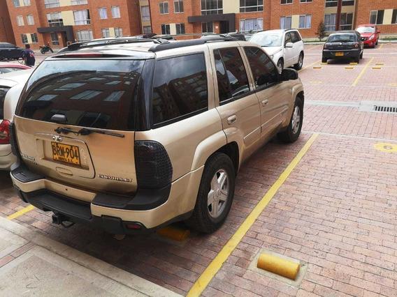 Chevrolet Trailblazer Tlz