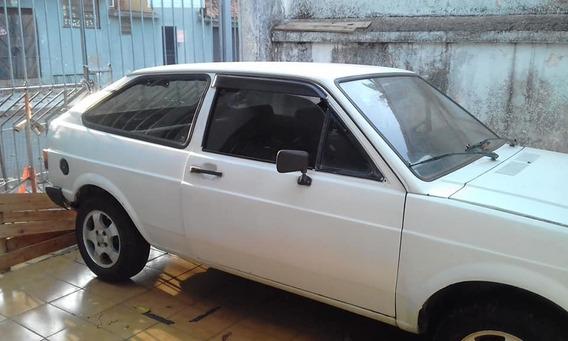 Volkswagen Gol Quadrado Ano 1983 Em Bom Estado