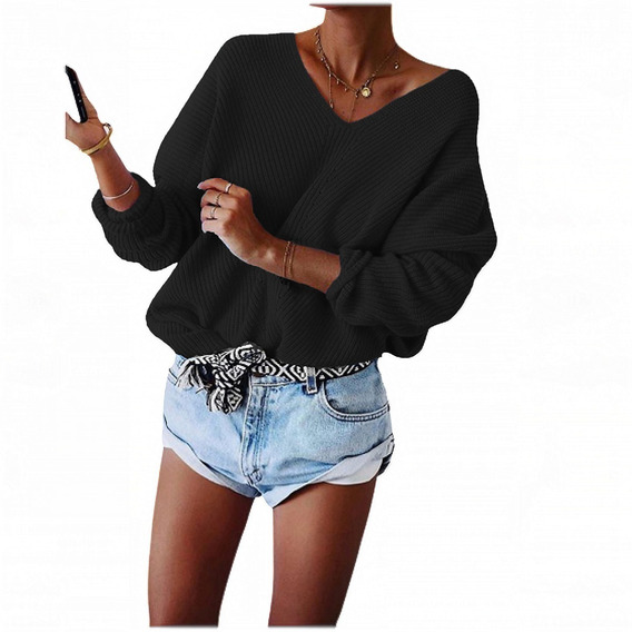 Sweater Suave Bremer Buzo Mujer - Art. Mali - Espacio De Bellas!