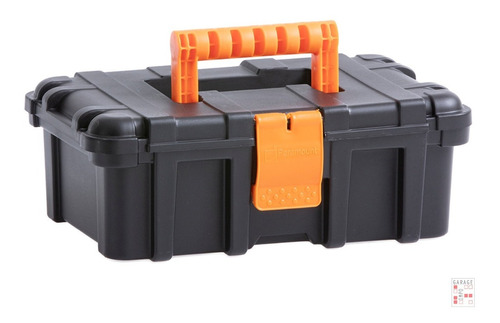 Caja Herramientas Multiuso Con Bandeja 30x19x11 - Garageimpo