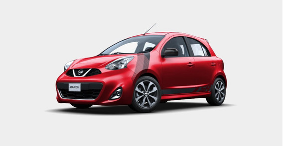 Nissan March 2019