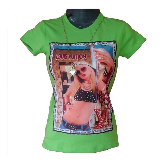 Blusa Sueter Camisa Juvenil Talla Unica En Algodon 100%