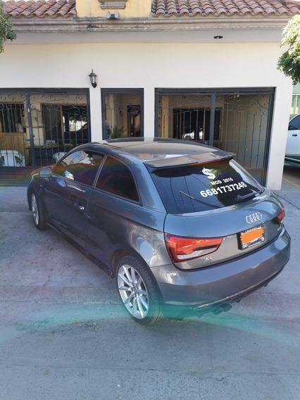 Audi A1 Sline Modelo 2016