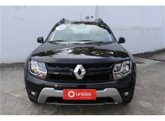 Renault Duster 2.0 16v Hi-flex Dynamique Manual
