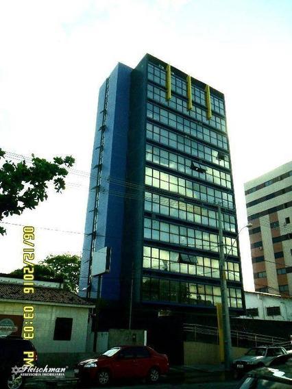 Sala Comercial Para Venda E Locação, Ilha Do Leite, Recife. - Sa0131