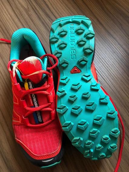 Tênis Feminino Salomon - Speedcross Vario - Trail Running