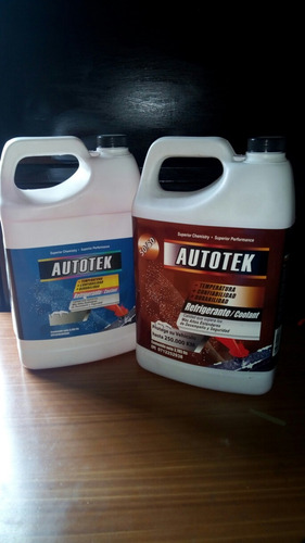 Refrigerante / Coolant Autotek Y Skip
