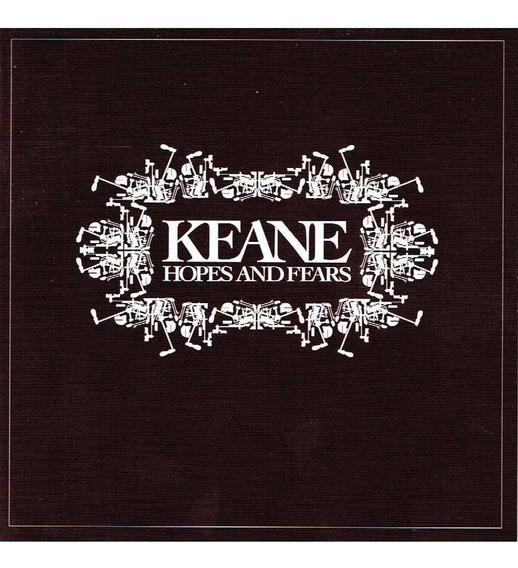 Cd Keane Hopes And Fears Open Music U-