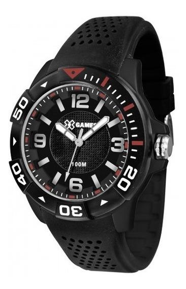 Relógio Xgames Xmpp0020 P2px Masculino Preto - Refinado