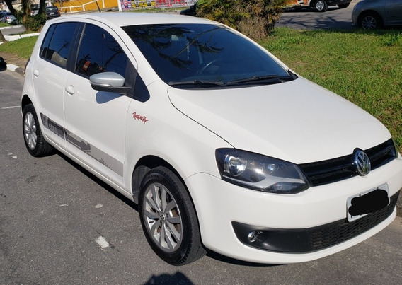 Volkswagen Fox 1.6 Vht Rock In Rio Total Flex 5p 2014