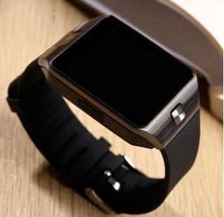 Smart Watch Reloj Inteligente Negro