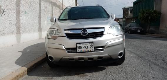Chevrolet Captiva, 4cilindros, Automática, Eléctrica, Clima,