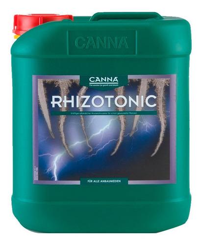 Imagen 1 de 3 de Aditivo Fertilizante Canna Rhizotonic 5 Litro