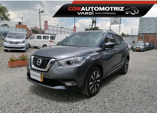 Nissan Kicks Exclusive Id 38121 Modelo 2018