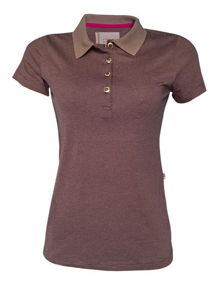 Camisa Camiseta Polo Feminina Rtdmar
