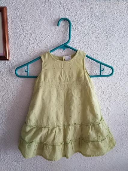 Vestido Niña Zara Talla 12 18 Meses Oferta