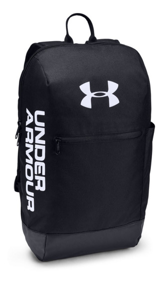 Mochila Patterson Black Under Armour