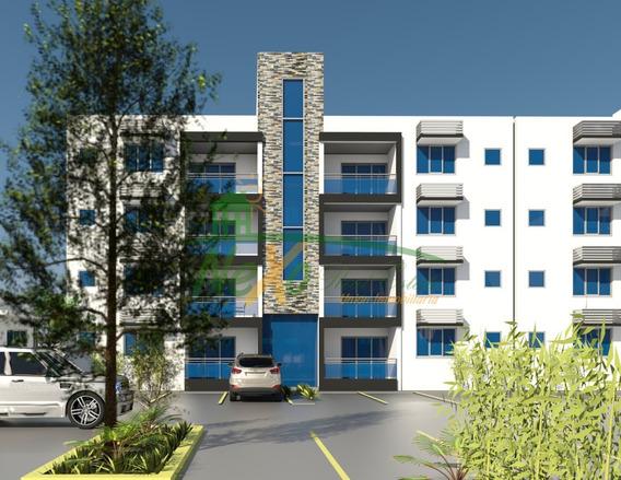 Apartamento Oportunidad Santiago Con Piscina (eaa-306 B)
