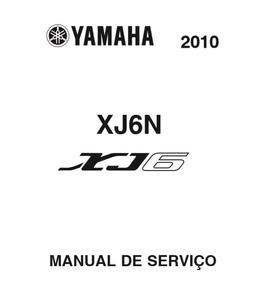 Manual De Serviço Completo Xj6 Yamaha