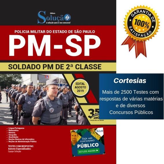 Apostila Polícia Militar De São Paulo - Soldado Pm Sp