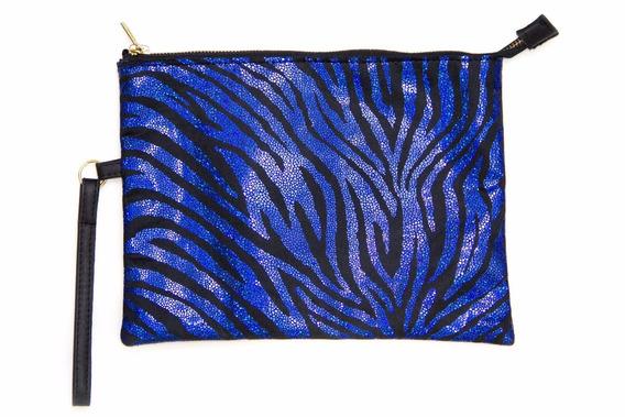 Sobre Ecocuero Animal Azul