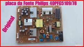 Placa Da Fonte Philips 40pfg5109/78