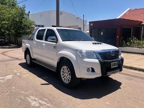 Toyota Hilux 4x2 Cabina Doble Srv 3.0 Tdi
