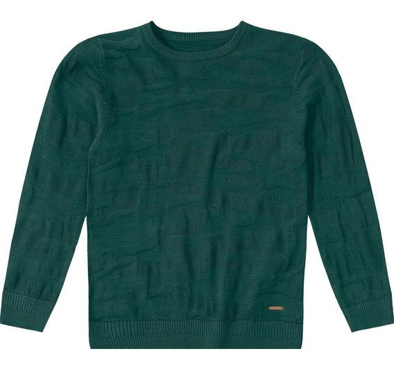 Suéter Tigor T. Tigre Verde
