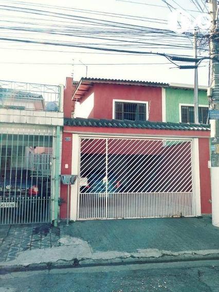 Sobrado Com 3 Dormitórios À Venda, 111 M² Por R$ 450.000,00 - Jardim Paraventi - Guarulhos/sp - So0359