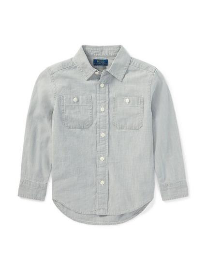 Camisa Polo Ralph Lauren Niños.-