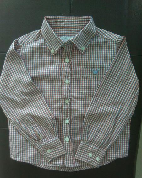 Camisa Epk Talla 3 Niño